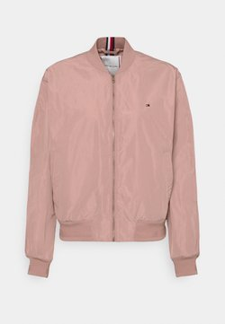 Tommy Hilfiger - JACKET - Giubbotto Bomber - soothing pink
