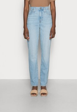 Madewell - CURVY PERFECT VINTAGE - Jeans relaxed fit - fiore