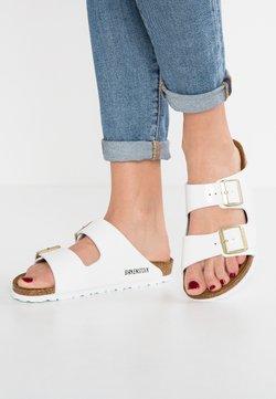 Birkenstock - ARIZONA - Pantolette flach - white