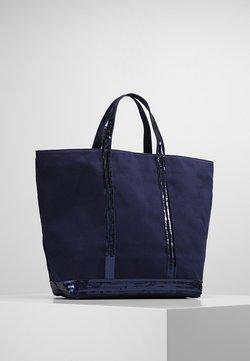 Vanessa Bruno - CABAS MOYEN - Shoppingväska - indigo
