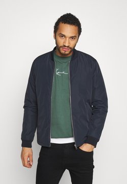 Matinique - MABROOME  - Blouson Bomber - dark navy