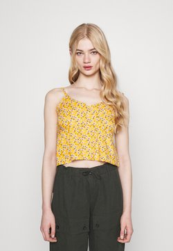 Hollister Co. - Top - yellow