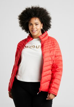 ONLY Carmakoma - CARDEMI JACKET - Light jacket - goji berry