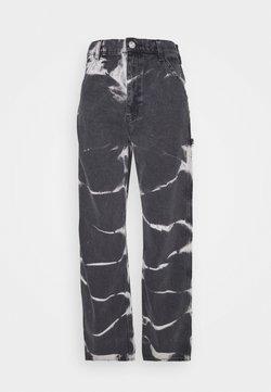 BDG Urban Outfitters - JUNO JEAN - Jeans Straight Leg - tie dye