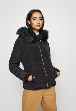 ONLY - ONLCAMILLA QUILTED JACKET  - Winterjacke - black