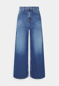 Tommy Jeans - ULTRA WIDE LEG ANKLE - Jeans baggy - ames