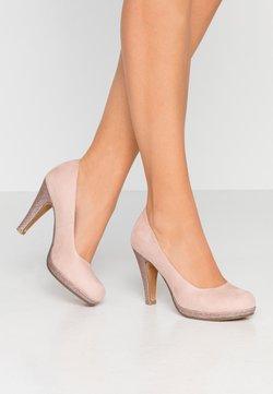 Marco Tozzi - High heels - rose
