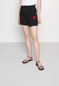 HUGO - NARORA REDLABEL - Shorts - black