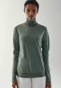 Massimo Dutti - Sweter - green