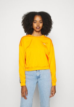 Fila - TALLIS CREW - Sweatshirt - orange popsicle