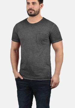Solid - ROY - T-Shirt print - black