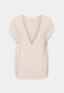 Cream - CRMAHIMA - T-Shirt print - peach dust
