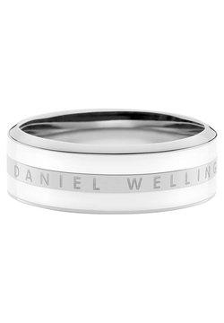 Daniel Wellington - CLASSIC SATIN WHITE - Ring - silver