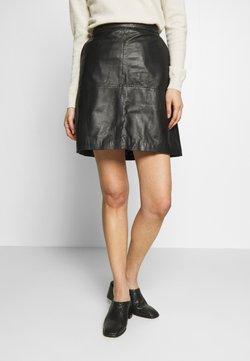 Ibana - VITA - Mini skirt - black
