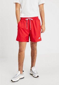 Nike Sportswear - FLOW - Short - university red