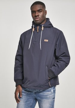 Brandit - HERREN LUKE WINDBREAKER - Windbreaker - navy