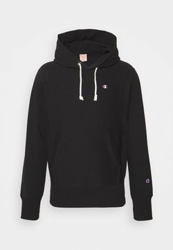 Champion Reverse Weave - HOODED LABELS - Sweater - black