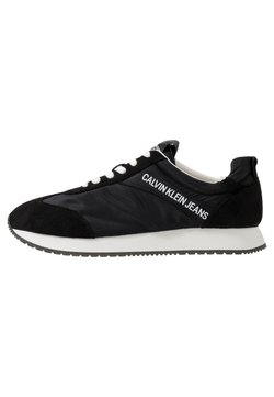 Calvin Klein Jeans - JERROLD - Sneakers laag - black
