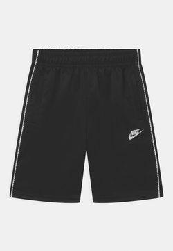 Nike Sportswear - REPEAT - Shortsit - black/white
