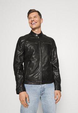 Gipsy - TAYSON - Leather jacket - black