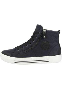 Remonte - Sneaker high - blue (d0972-14)
