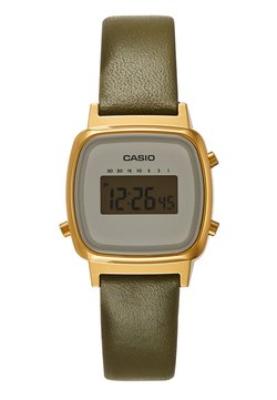 Casio - Montre à affichage digital - green