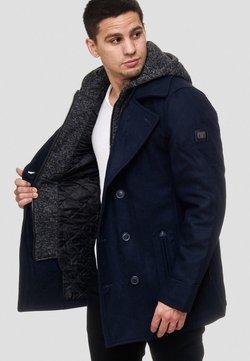 INDICODE JEANS - Halflange jas - dark blue