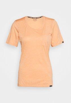 Dakine - CADENCE - T-Shirt print - papaya