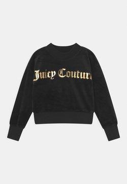 Juicy Couture - CREW - Collegepaita - jet black
