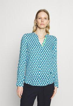 Emily van den Bergh - Langarmshirt - azur/turquoise
