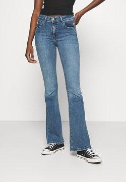 LOIS Jeans - RAVAL - Flared Jeans - cobalt stone