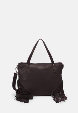 FREDsBRUDER - TIN - Handtasche - brown