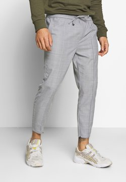 Kings Will Dream - BOLO SMART JOGGERS  - Stoffhose - grey