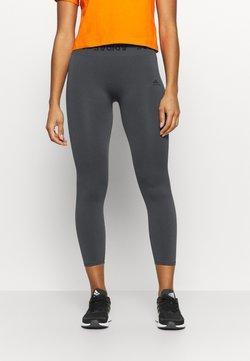 adidas Performance - Tights - solid grey