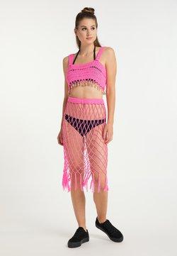 myMo - Strandaccessoire - neon pink