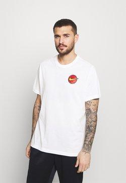 Nike Performance - DRY ART TEE - T-shirt print - white