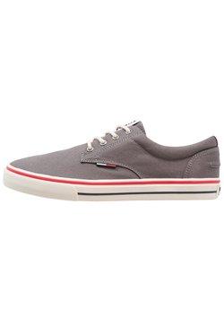Tommy Jeans - Matalavartiset tennarit - steel grey