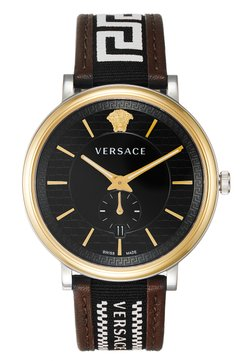 Versace Watches - CIRCLE GRECA EDITION - Montre - brown