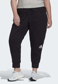 adidas Performance - Jogginghose - black