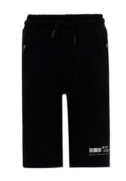 DeFacto - Pantaloni sportivi - black