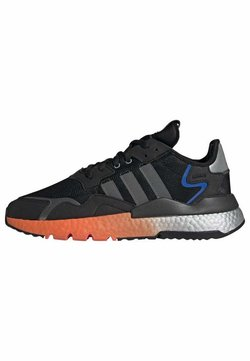 adidas Originals - NITE JOGGER BOOST SHOES - Sneakersy niskie - black