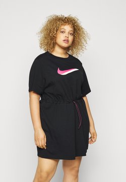 Nike Sportswear - Jerseykleid - black