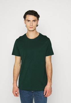 Weekday - RELAXED  - T-shirt basic - dark green