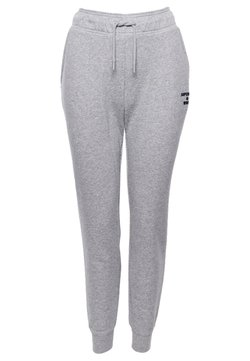 Superdry - SPORT TRAINING CORE - Jogginghose - grey marl