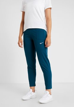 Nike Performance - SHIELD PROTECT PANT - Jogginghose - midnight turq/silver