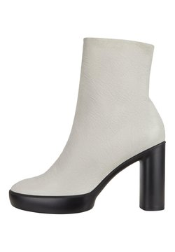 ECCO - SHAPE SCULPTED MOTION - Ankle Boot - shadow white