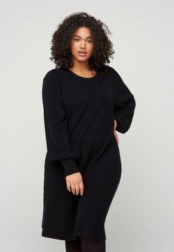 Zizzi - Vestido de tubo - black