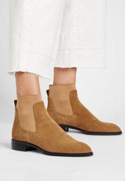 What For - RYAN - Stiefelette - sandfarben
