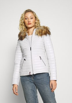 Oakwood - FURY - Winterjacke - white
