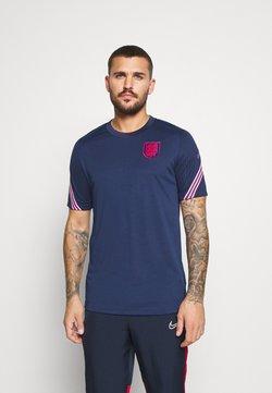 Nike Performance - ENGLAND - Fanartikel - midnight navy/challenge red